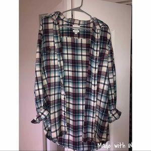 Men's Large Flannel